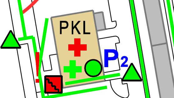 Mapa bezbariérovosti mesta