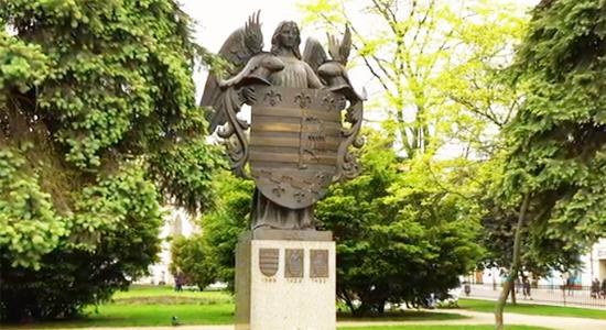 Košice ako prvé mesto v Európe získalo vlastný erb